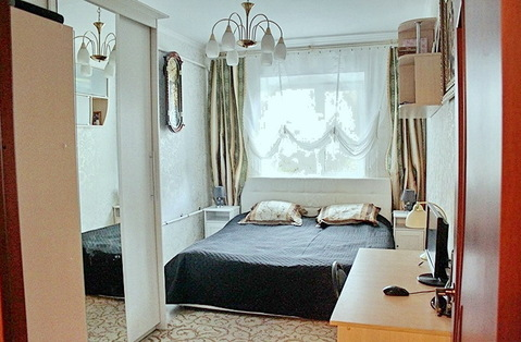 Двухкомнатная квартира с земельным участком Москва, Троицк - Фото 4