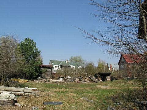 Ильинское ш. 25км. Село Уборы участок 15.4 сотки ИЖС - Фото 1
