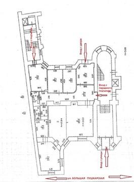 Продается офис 199 кв.м. в Доме Бенуа на Петроградке - Фото 5