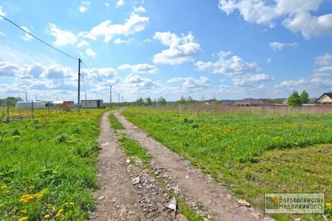 Участок под строительство в Волоколамске - Фото 4