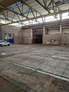 Производственно-складское помещение 1068 кв.м. - Фото 1