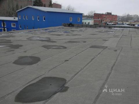 Склад в Московская область, Подольск Бронницкая ул, 3 (2066.0 м) - Фото 1