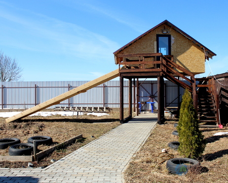 Зимний коттедж с гостевым домом и гаражом - Фото 5