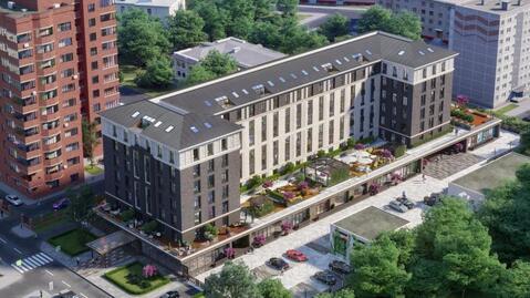 Продажа апартаментов 90 м2 в ЦАО Москвы, Б.Тишинский пер.38 - Фото 2