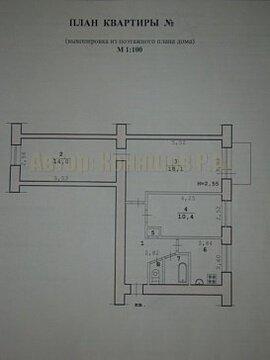 Квартира, ул. Шекснинская, д.12 - Фото 1