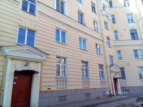 Склад в Санкт-Петербург ул. Победы, 12 (48.0 м) - Фото 1