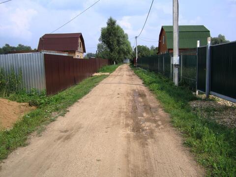 Участок 8 соток в СНТ «Тестильщик» в районе г.Дмитров. - Фото 4