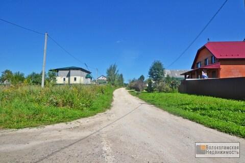 Участок 12сот с газом в Волоколамске (ИЖС) - Фото 1