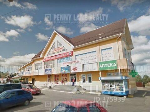 Торговая площадь в Московская область, Наро-Фоминск ул. Маршала . - Фото 1