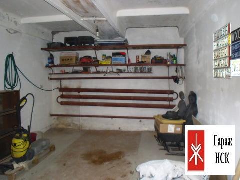 Сдам абсолютно сухой гараж в ГСК Роща №483. Академгородок, за ияф - Фото 3