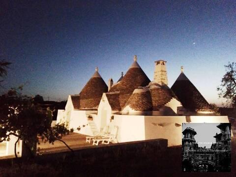 Продается усадьба с домами Трулли в Остуни - Фото 2