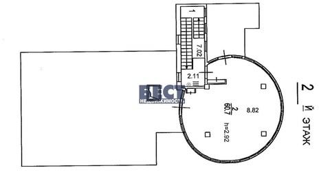 Отдельно стоящее здание, особняк, Чертановская, 275 кв.м, класс B. . - Фото 3