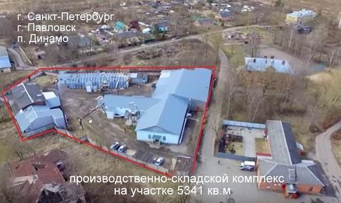 Продаем нежилое здание, 1234 м2, Павловск - Фото 1