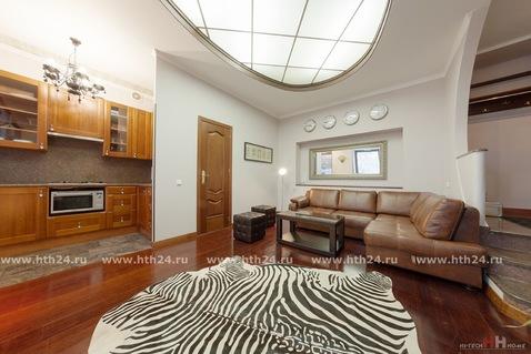 Двухэтажные апартаменты в центре Петербурга. Итальянская ул. 27 - Фото 5