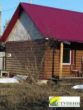 Продажа дома, Придорожный, Кетовский район, СНТ Буревестник - Фото 1