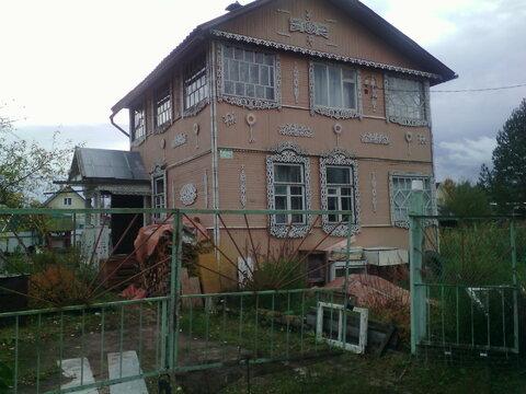 """Продам 2-х эт. дом на уч. 6 с. Лен.обл, г.Тосно, массив """" Черная Грив - Фото 2"""