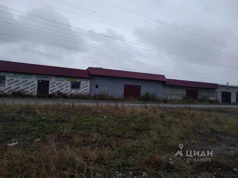 Склад в Курганская область, Курган просп. Конституции (500.0 м) - Фото 1