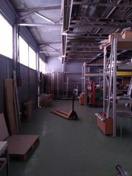 Производство-склад 500 кв.м, пандус - Фото 1