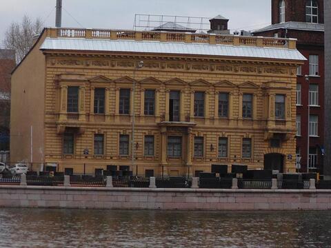 Продажа офиса, м. Петроградская, Ул. Петроградская - Фото 1