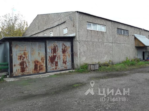 Склад в Московская область, Подольск Домодедовское ш, 13б (871.0 м) - Фото 1