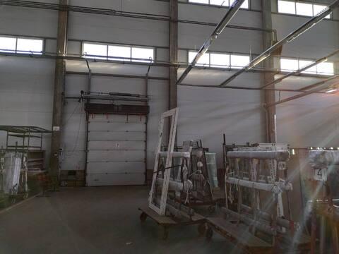 Производственно-складской комплекс класса А 10416 кв.м. - Фото 2