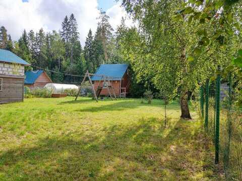 Продается участок С небольшим новым домом под выборгом, недалеко от за - Фото 2