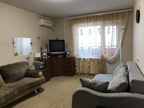 Продажа 1-комнатной квартиры в Ворошиловском р-не. 34.4 м2 - Фото 1
