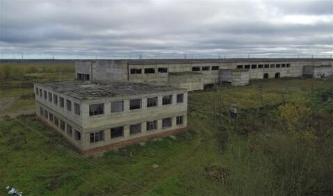 Производственный комплекс оп-12000 кв.м. h-11м. - Фото 2