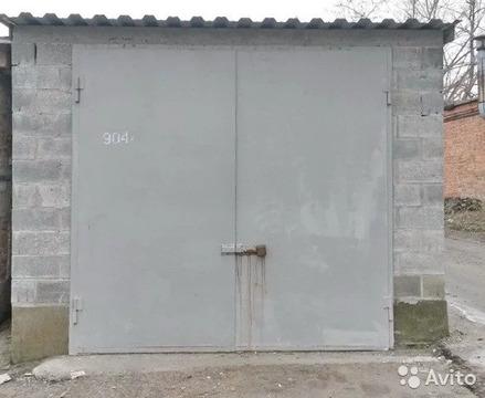 Гараж, 20 м - Фото 1
