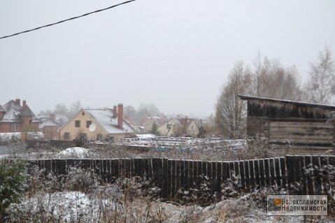 Продается земельный участок 12 соток, в Волоколамске на Северном шоссе - Фото 3
