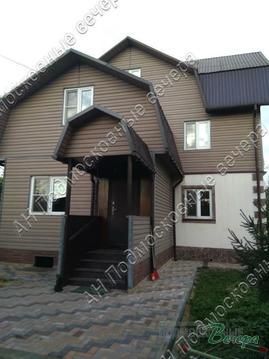 Каширское ш. 43 км от МКАД, Домодедово, Коттедж 230 кв. м - Фото 1