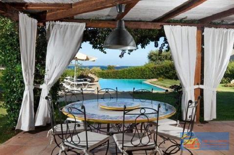 Вилла класса люкс с бассейном в аренду на Сардинии. - Фото 2