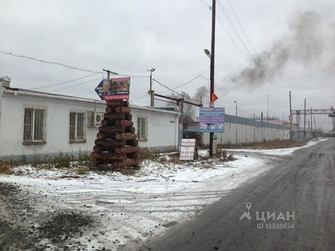 Склад в Курганская область, Курган Омская ул, 153 (933.0 м) - Фото 1