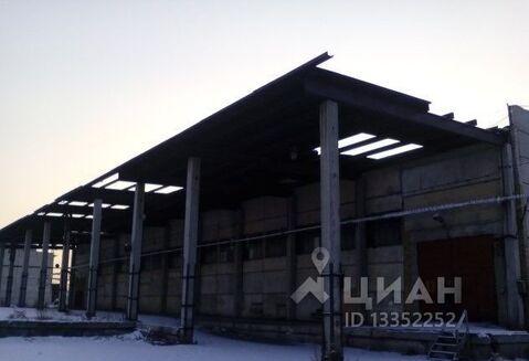 Склад в Курганская область, Курган Омская ул, 163в (2807.2 м) - Фото 1
