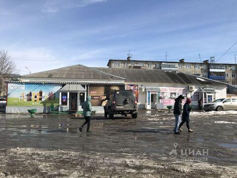Торговая площадь в Курганская область, Курган ул. Дзержинского, 4а . - Фото 2