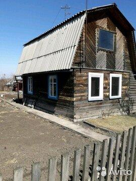 Дом 32 м на участке 8 сот., Продажа домов и коттеджей Березовка, Абанский район, ID объекта - 504851825 - Фото 1