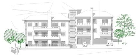 Продажа недостроенного дома в Кастель - Гандольфо, Италия - Фото 3