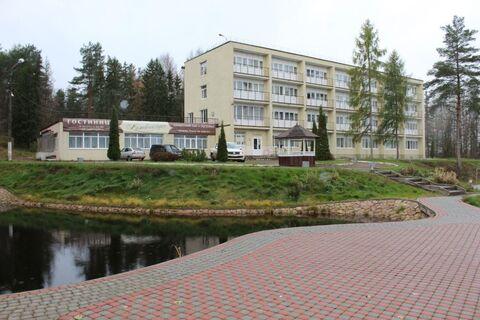 Гостиничный комплекс на самом берегу реки! Граница с Эстонией - 25 км! - Фото 3
