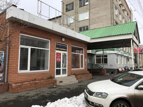 Торговая площадь в Курганская область, Курган ул. Куйбышева, 75 (71.0 . - Фото 2
