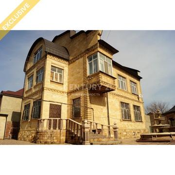 Продажа Частного дома по ул.Тахо-Годи, 320 м2, участок 5 соток - Фото 1