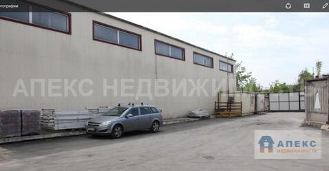 Продажа помещения пл. 2700 м2 под склад, производство, , офис и склад . - Фото 1