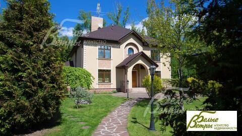 Дом530 кв. м,  32 сот, Калужское шоссе,  17 . - Фото 1