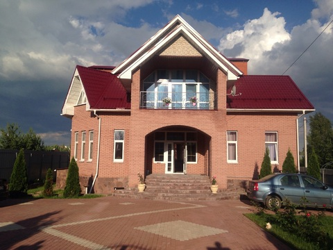 Шикарный дом в Гжели - Фото 1