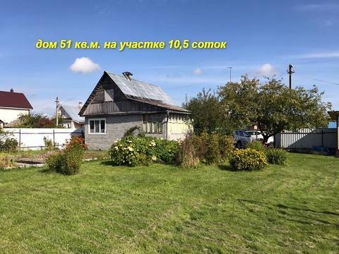 Продам дом в Всеволожском р-не, пос. им Морозова, СНТ Орешек-2 - Фото 3
