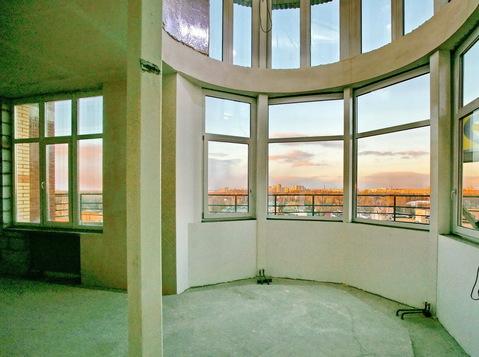 Продажа 256 кв.м 4 комн квартиры с башней террасой высокими потолками - Фото 2