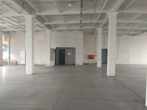 Производственно-складское помещение 1000 кв.м. - Фото 2