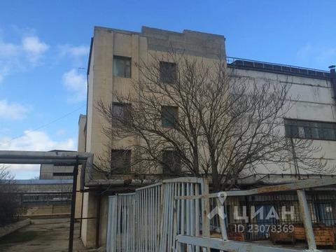 Склад в Дагестан, Махачкала ул. Ирчи Казака, 37 (5562.47 м) - Фото 1
