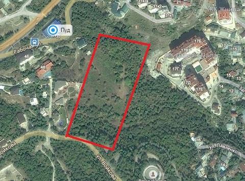 Продам земельный участок в Ялте - Фото 4