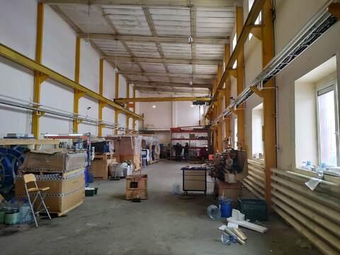 Производственное помещение 390 кв.м, кран балка 3т. - Фото 2