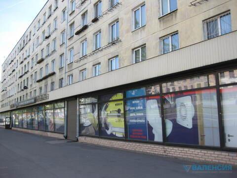 Продается помещение 976,7м2 на 1эт, первая линия, Краснопутиловская 31 - Фото 1